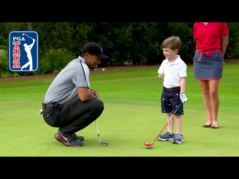 Best moments with one-armed golfer Tommy Morrissey