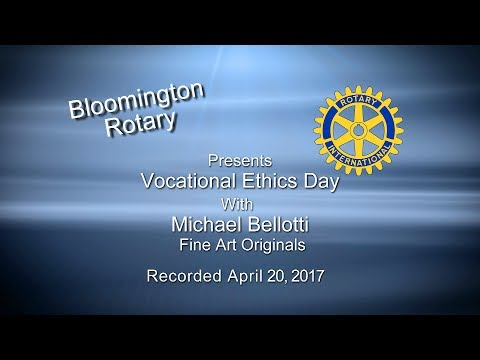 Vocational Ethics Day with Michael Bellotti