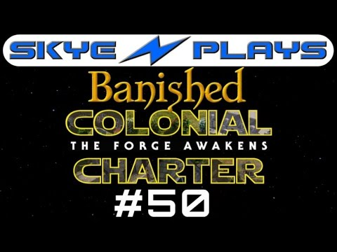 Banished Colonial Charter 1.6 #50 ►Tailor Made!◀ Let's Play/