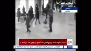 2016/3/22  انفجار مطار بروكسل في بلجيكا