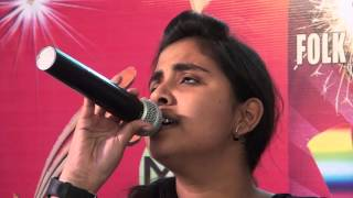 Folk Jalwa Audition In Gorakhpur||Anupma Yadav||Nov 08