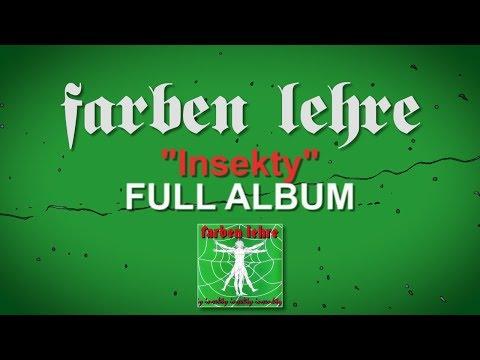 "FARBEN LEHRE,  ""Insekty"", FULL ALBUM, Music Corner Records, 1995"
