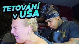 Tattoos in America!!! Interview with a tattoo artist! My new tattoo?!