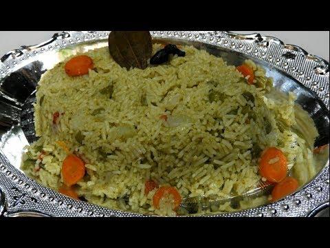 Vegetable Pulao Recipe In Kannada   ವೆಜಿಟೆಬಲ್ ಪುಲಾವ್   Palav In Kannada   Rekha Aduge