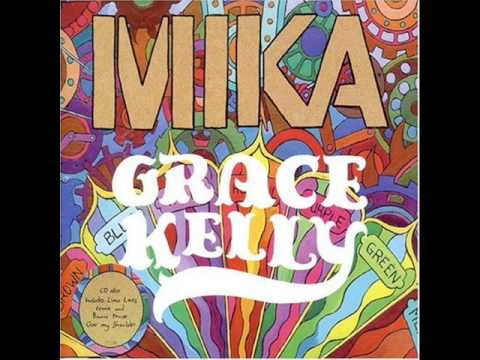 Mika - Grace Kelly - Official Song - High Quality sound