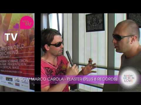 Marco Carola LFP 2009 Interview