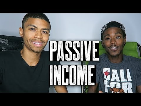 Passive Income with Jermaine Ellis  Robin Hood App