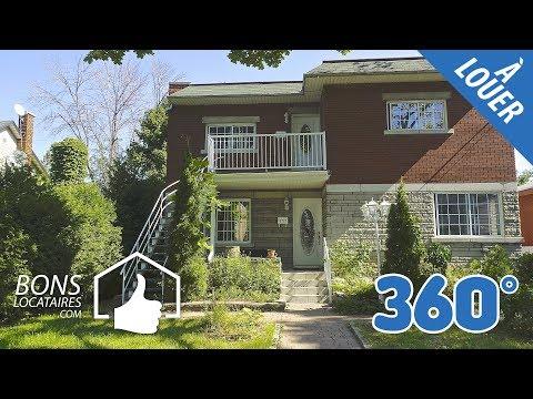 MultiLogement à Louer / Montréal-Nord: 4 ½ - 695$VIDEO 360°(BonsLocataires.com Votre Solution ! )