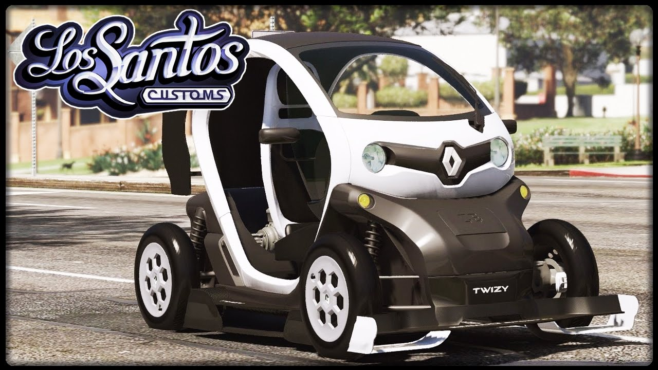 gta 5 tuning 09 renault twizy 2012 deutsch grand. Black Bedroom Furniture Sets. Home Design Ideas