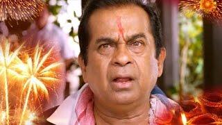 Diwali Blast Comedy Scenes - Back 2 Back Latest Telugu Comedy Scenes
