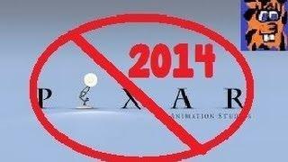 no pixar film in 2014 2 pixar films are delayed