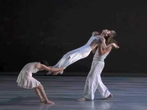 Robert Moses Kin performs Ballet Choreography The Cinderella Principle (excerpt)