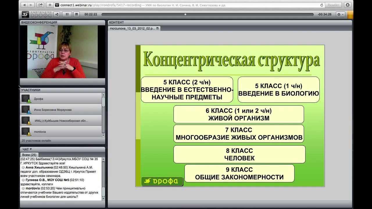 электронное приложение к учебнику 7 класс биология