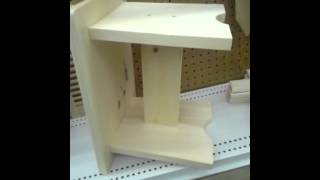 Small Wooden Bench Look How Easy It Looks To Build