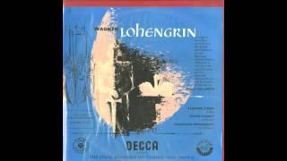 Silent Tone Record/ワーグナー:ローエングリン/ヨーゼフ・カイルベルト/英DECCA:LXT 2880-4/クラシック・アナログLP専門店サイレント・トーン・レコード