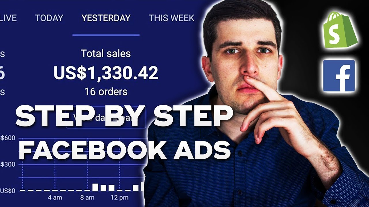 [STEP-BY-STEP] $0-$1,000 Days Selling Shopify Products Using Facebook Ads Tutorial 2019