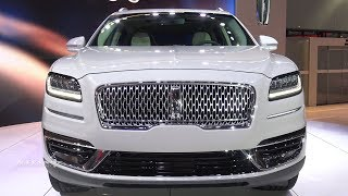 2019 Lincoln Nautilus 2.7T AWD - Exterior And Interior Walkaround - Debut at LA Auto Show 2017