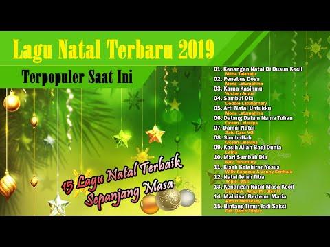 Lagu Natal Terbaru 2019 Terpopuler Saat Ini