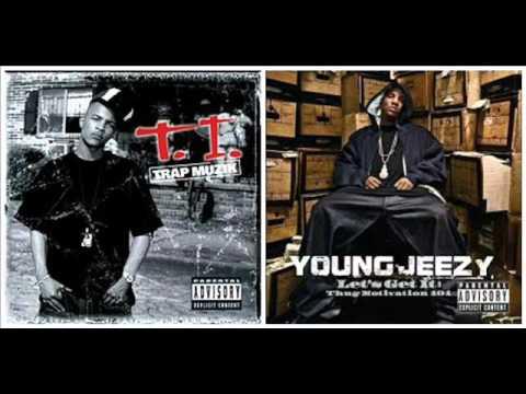 album vs album vol 12 T.I. Trap Muzik vs Young Jeezy Thug Motivation 101