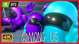 AMONG US 3D ANIMATION - THE IMPOSTOR LIFE #5