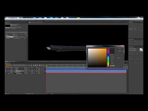 Photoshop Tutorial - Creating Animated Video Overlays After Effects
