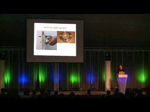 OHM2013: Masterkey Systems in private, industry and public infrastructure