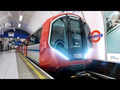 London Underground Song (Lyrics & Video)