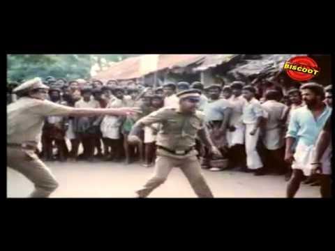 Kireedam malayalam movie scene Mohanlal