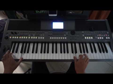 surat cinta untuk starla cover keyboard
