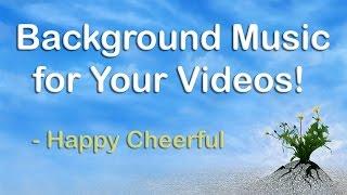 Background Music - Happy Whistle and Joyful Ukulele Song