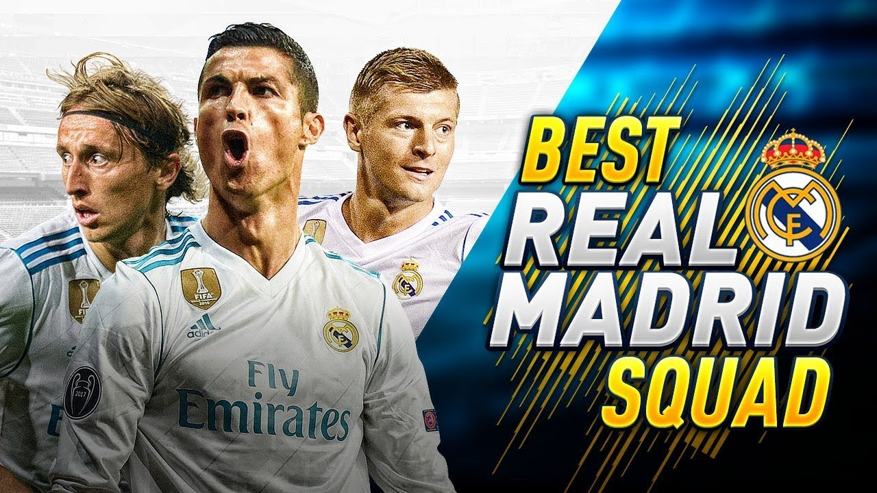 Fifa 18 Real Madrid Tutorial Best Formation Tactics Instructions How To Play With Real Madrid