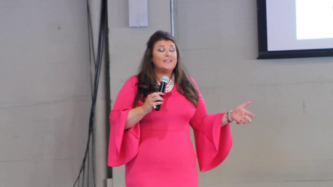 Sarah Centrella Motivational Speaker