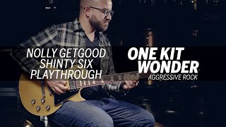 One Kit Wonder: Aggressive Rock - Adam Nolly Getgood 'Shinty Six' Playthrough