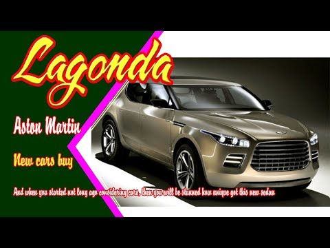 2019 Aston Martin Lagonda | 2019 Aston Martin Lagonda suv | new cars buy.