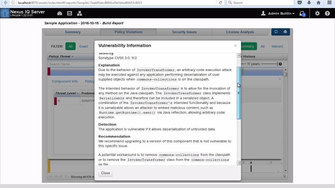 Nexus Platform: DevOps Native Platform