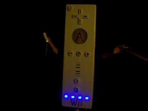 Wii Remote Halloween Costume