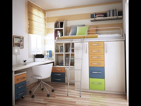 60 + Space Saving Ideas For Tiny Houses Creative Ideas 2018 - Home Decorating Ideas