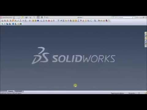 Как определить вес в Solidworks