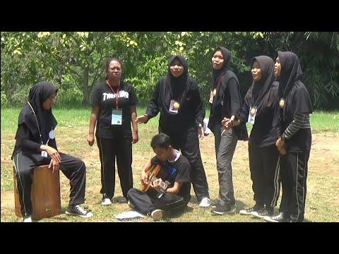 Musikalisasi Persahabatan, Kepompong - Sindentosca