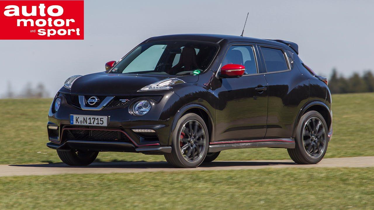 Fahrbericht Nissan Juke Nismo Rs