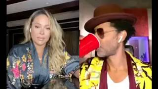 Eric Benet & Tamia  - Spend My Life With You (LIVE at HOME) YouTube Videos