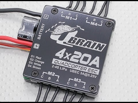 how to calibrate q brain 4 in 1 brushless quadcopter esc youtube  how to calibrate q brain 4 in 1 brushless quadcopter esc