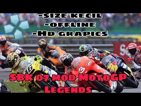 Download SBK 07 mod MotoGP legends