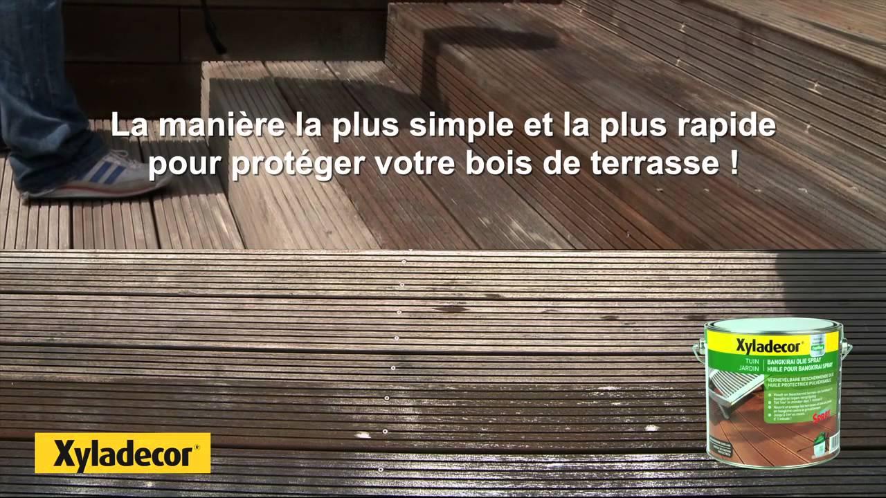 Bicarbonate De Soude Pour Terrasse comment huiler une terrasse en bois au pulvérisateur ? | xyladecor