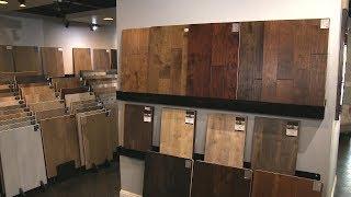 The Latest in Laminate Floors from AAA Hardwood