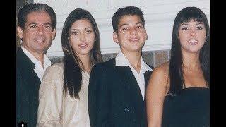 Ким Кардашян выложила в Инстаграме раритетный снимок со своей молодости