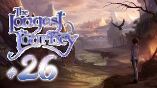 The Longest Journey #26 - Chapter 8: Reunification (part 1) [PC HD]