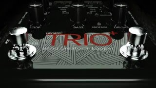 DigiTech TRIO+ Band Creator™ + Looper Featuring Robbie Connolly