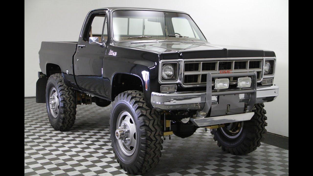 1977 Chevrolet Sierra Grande For Sale