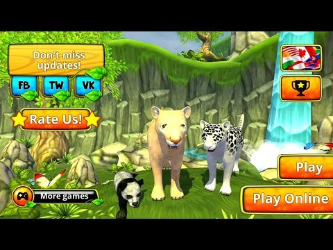 Puma Family Sim Online Android Gameplay #2